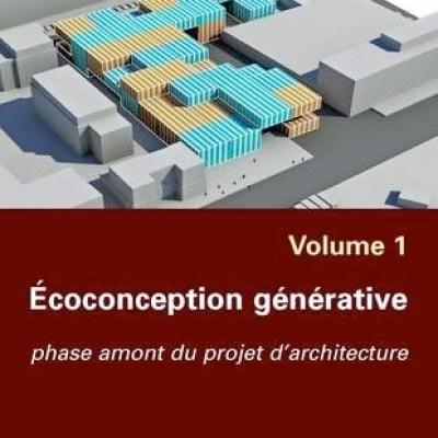Parution de l'ouvrage sur l'Eco-Conception générative en phase amont