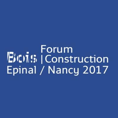Participation au Forum Bois/Construction 2017