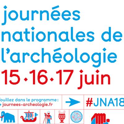 Animations aux Journées Nationales de l'Archéologie