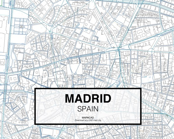 Madrid-Spain-02-Mapacad-download-map-cad-dwg-dxf-autocad-free-2d-3d