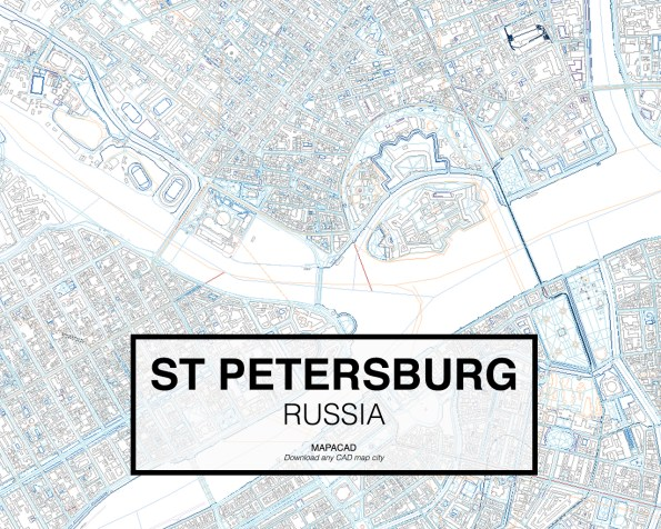 Saint-Petersburg-Russia-02-Mapacad-download-map-cad-dwg-dxf-autocad-free-2d-3d