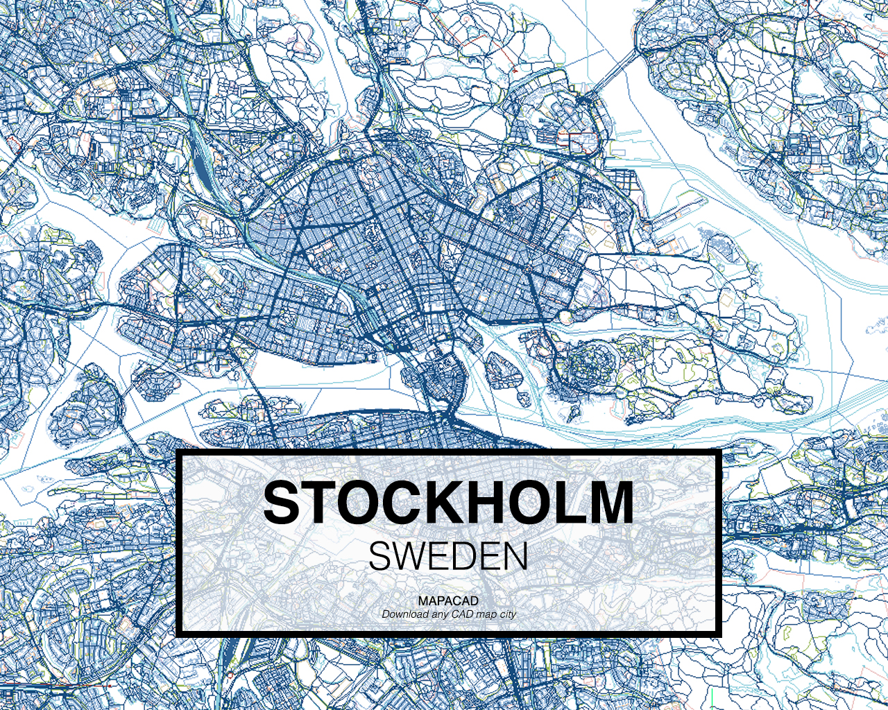 Download stockholm dwg mapacad stockholm sweden 01 mapacad download map cad dwg gumiabroncs Gallery