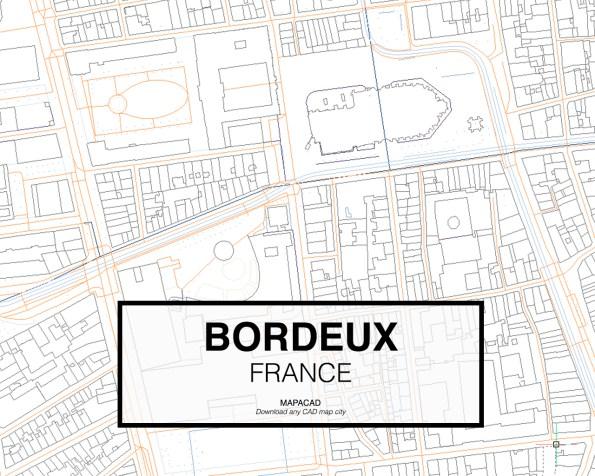 Bordeux-France-03-Mapacad-download-map-cad-dwg-dxf-autocad-free-2d-3d