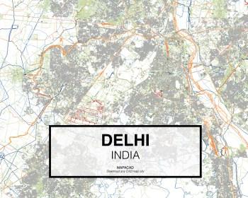 Delhi-India-01-Mapacad-download-map-cad-dwg-dxf-autocad-free-2d-3d