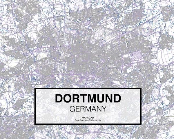 Dortmund-Germany-01-Mapacad-download-map-cad-dwg-dxf-autocad-free-2d-3d