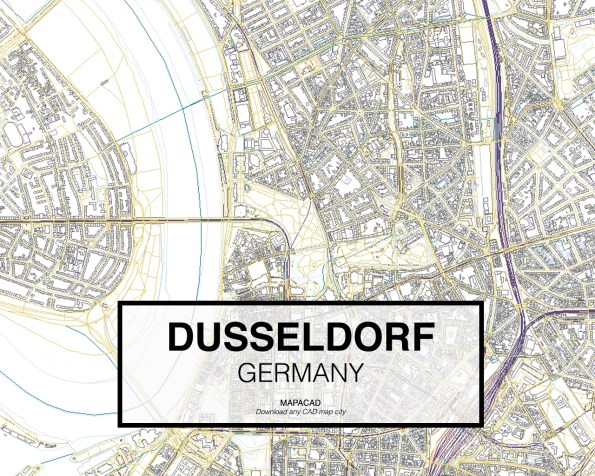 Dusseldorf-Germany-02-Mapacad-download-map-cad-dwg-dxf-autocad-free-2d-3d