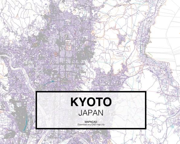 Kyoto-Japan-01-Mapacad-download-map-cad-dwg-dxf-autocad-free-2d-3d