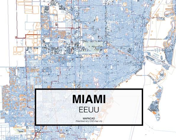 Miami-EEUU-01-Mapacad-download-map-cad-dwg-dxf-autocad-free-2d-3d