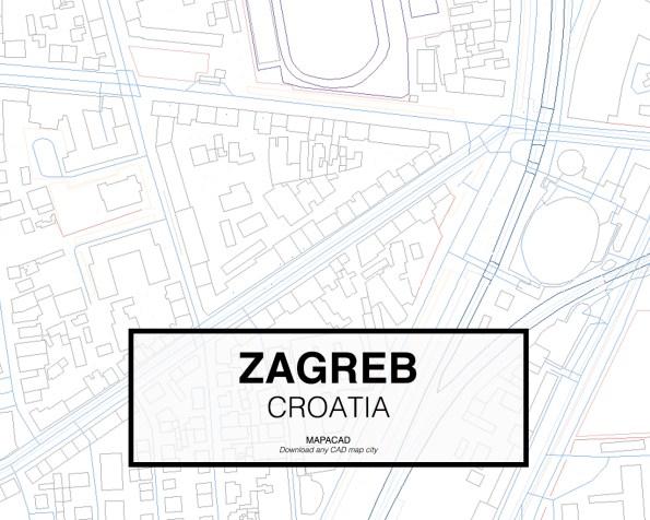 Zagreb-Croatia-03-Mapacad-download-map-cad-dwg-dxf-autocad-free-2d-3d
