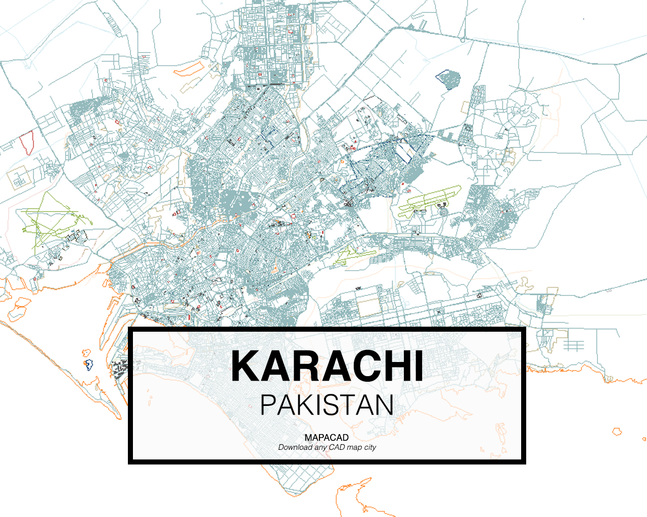 Download karachi dwg mapacad karachi pakistan 01 mapacad download map cad dwg gumiabroncs Gallery