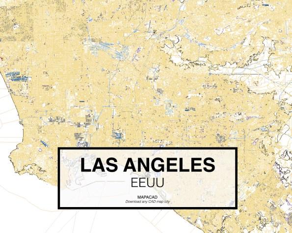 Los-Angeles-EEUU-01-Mapacad-download-map-cad-dwg-dxf-autocad-free-2d-3d