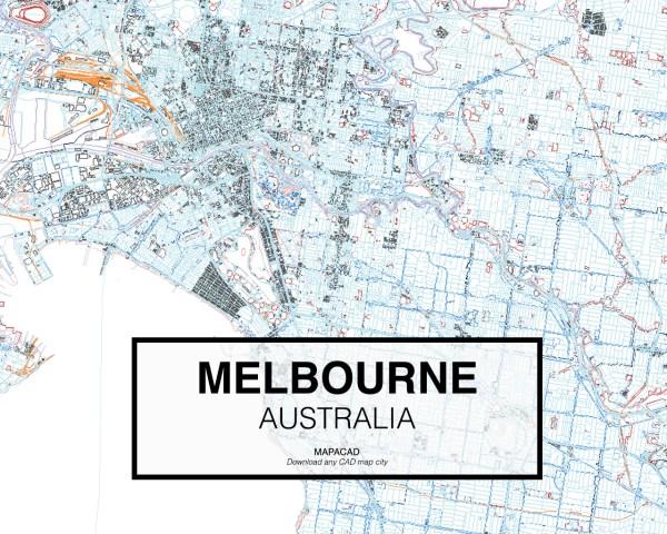 Melbourne-Australia-02-Mapacad-download-map-cad-dwg-dxf-autocad-free-2d-3d