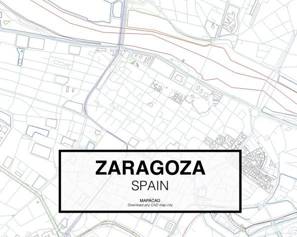 Zaragoza-Spain-03-Mapacad-download-map-cad-dwg-dxf-autocad-free-2d-3d