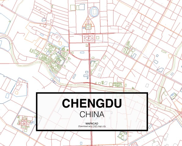 Chengdu-China-03-Mapacad-download-map-cad-dwg-dxf-autocad-free-2d-3d
