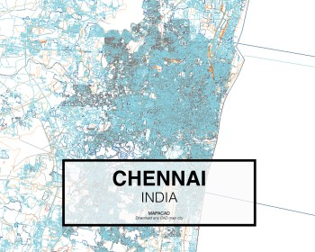 Chennai-India-01-Mapacad-download-map-cad-dwg-dxf-autocad-free-2d-3d