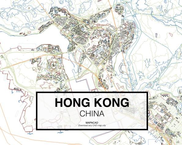 Hong-Kong-China-02-Mapacad-download-map-cad-dwg-dxf-autocad-free-2d-3d