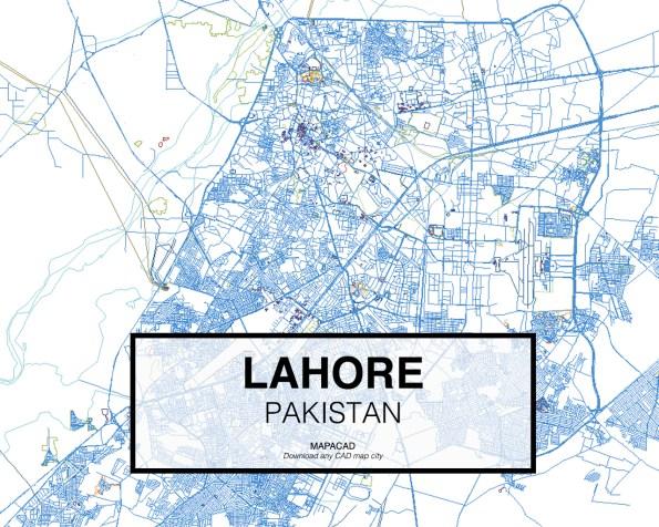 Lahore-pakistan-01-Mapacad-download-map-cad-dwg-dxf-autocad-free-2d-3d