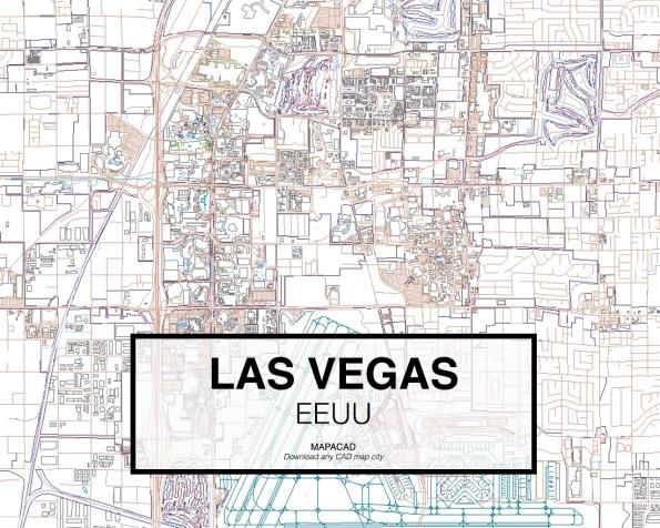 Las-Vegas-EEUU-02-Mapacad-download-map-cad-dwg-dxf-autocad-free-2d-3d