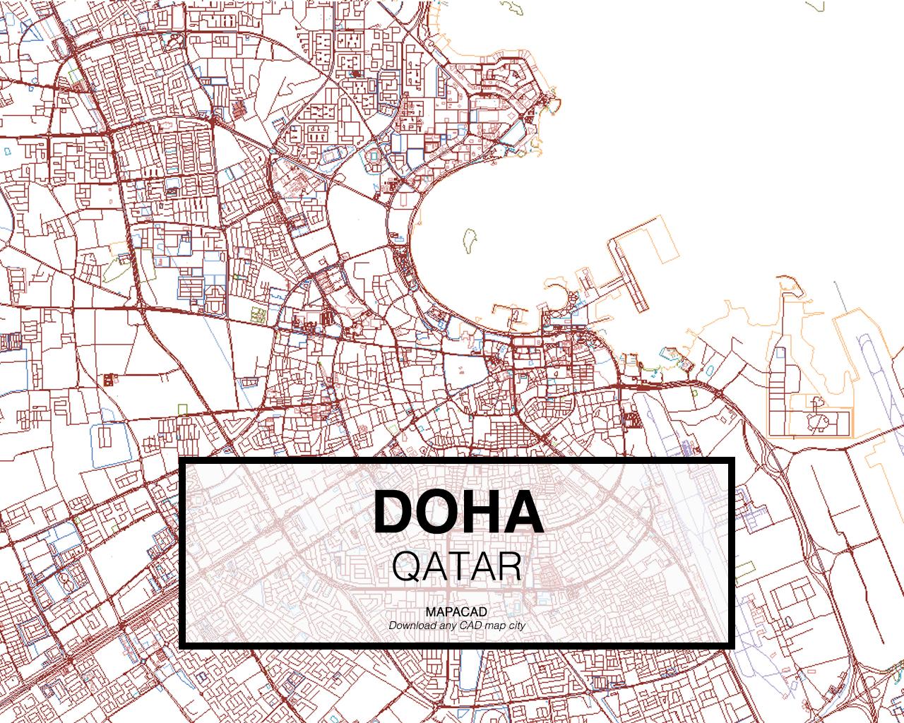 Download jerusalem dwg mapacad doha qatar 02 mapacad download map cad dwg gumiabroncs Choice Image