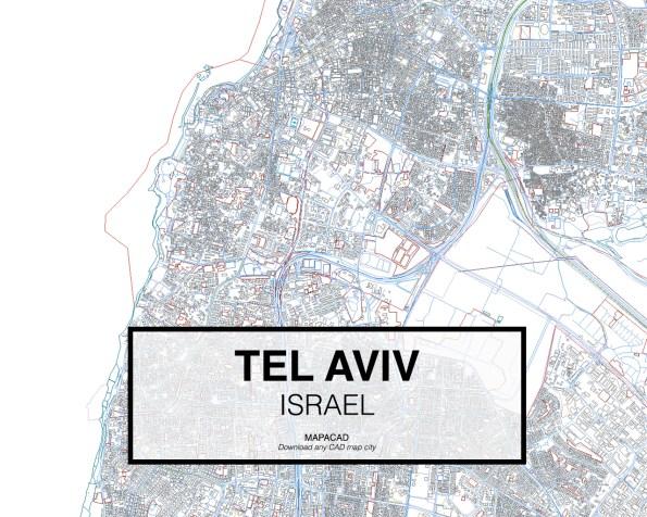 Tel-Aviv-Israel-02-Mapacad-download-map-cad-dwg-dxf-autocad-free-2d-3d