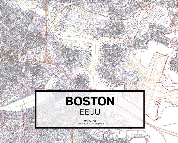 Boston-EEUU-02-Mapacad-download-map-cad-dwg-dxf-autocad-free-2d-3d