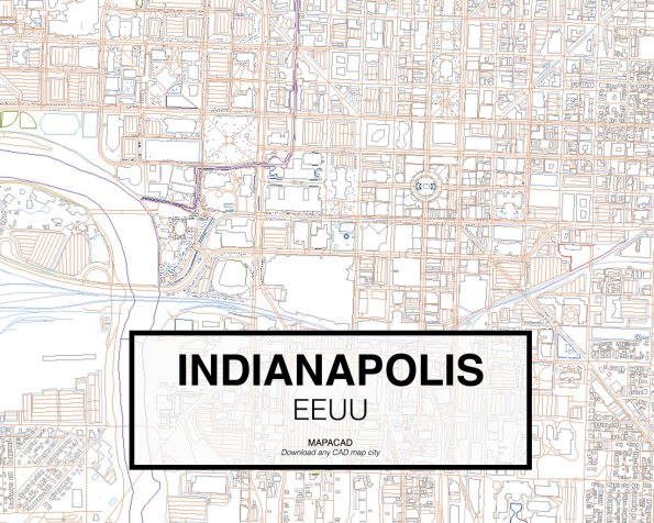 Indianapolis-EEUU-02-Mapacad-download-map-cad-dwg-dxf-autocad-free-2d-3d