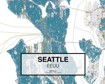 Seattle-EEUU-01-Mapacad-download-map-cad-dwg-dxf-autocad-free-2d-3d