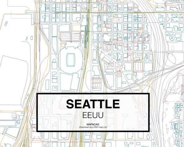 Seattle-EEUU-03-Mapacad-download-map-cad-dwg-dxf-autocad-free-2d-3d