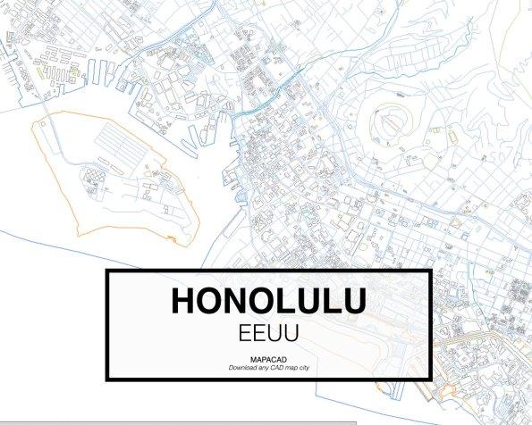 honolulu-eeuu-02-mapacad-download-map-cad-dwg-dxf-autocad-free-2d-3d