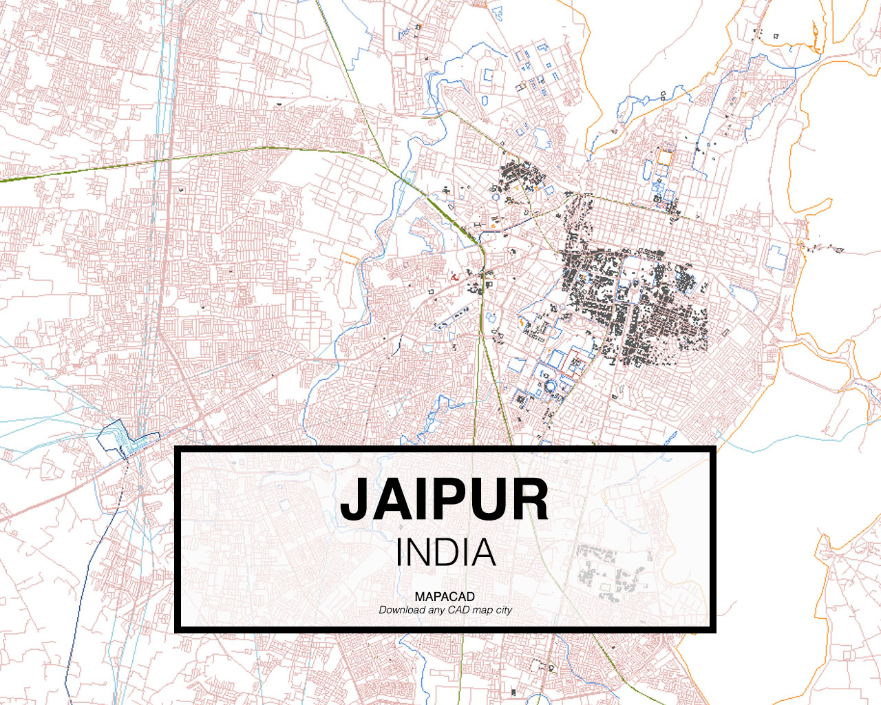 Download kolkata dwg mapacad jaipur india 01 mapacad download map cad dwg gumiabroncs Gallery