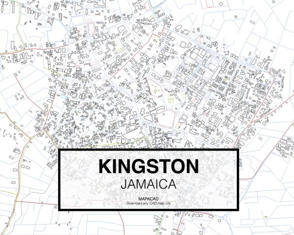 kingston-jamaica-03-mapacad-download-map-cad-dwg-dxf-autocad-free-2d-3d