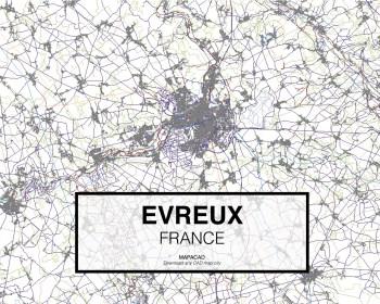 Evreux-France-01-Mapacad-download-map-cad-dwg-dxf-autocad-free-2d-3d