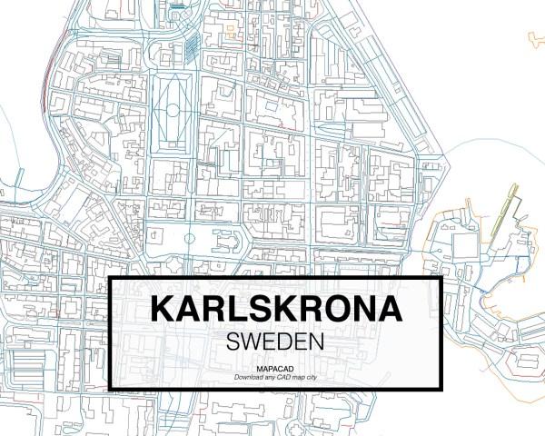 Karlskrona-Sweden-03-Mapacad-download-map-cad-dwg-dxf-autocad-free-2d-3d