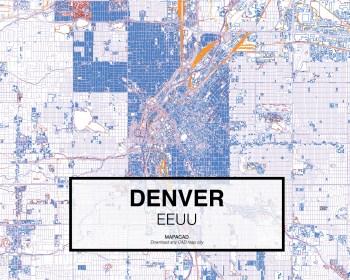 Denver-EEUU-01-Mapacad-download-map-cad-dwg-dxf-autocad-free-2d-3d