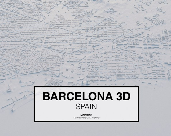 Barcelona-00-3D-model-download-printer-architecture-free-city-buildings-OBJ-vr-mapacad