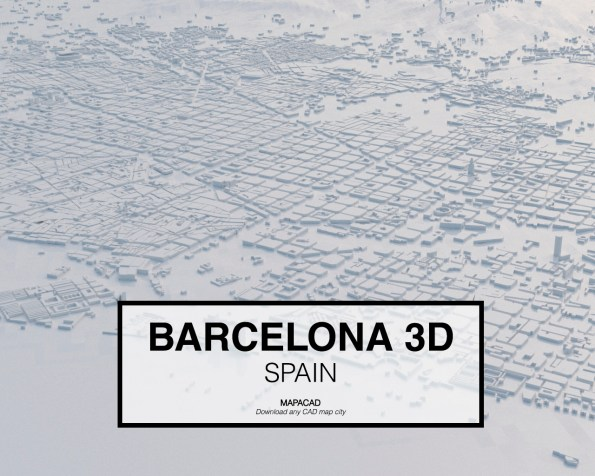 Barcelona-01-3D-model-download-printer-architecture-free-city-buildings-OBJ-vr-mapacad