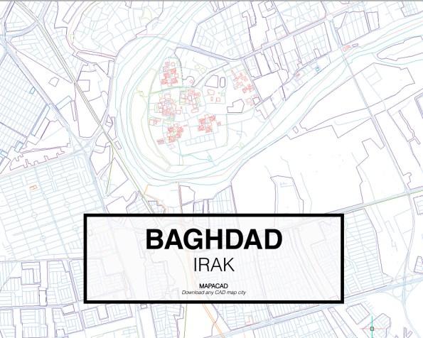 Baghdad-Irak-03-Mapacad-download-map-cad-dwg-dxf-autocad-free-2d-3d