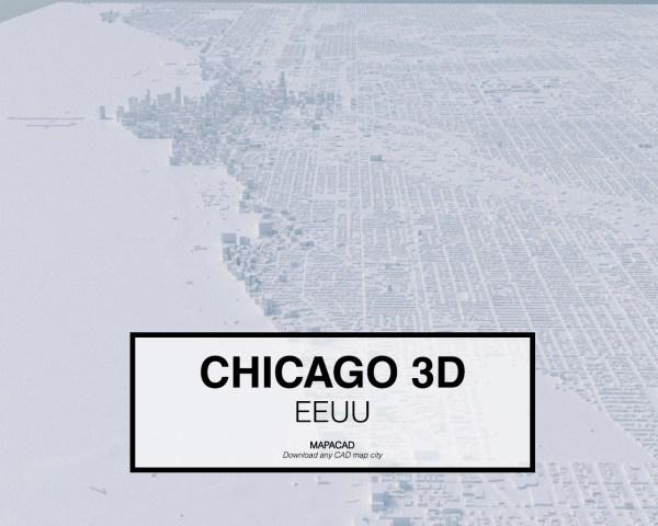Chicago-04-3D-model-download-printer-architecture-free-city-buildings-OBJ-vr-mapacad