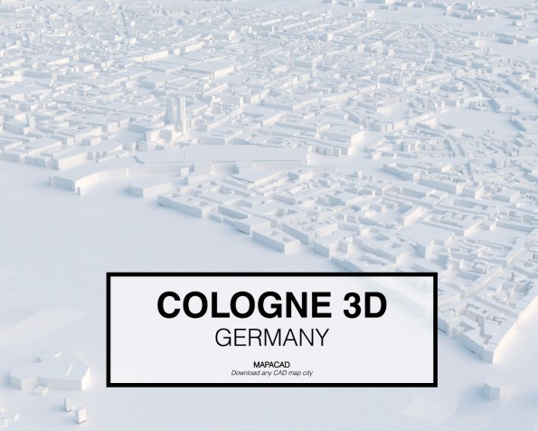 Cologne-04-3D-model-download-printer-architecture-free-city-buildings-OBJ-vr-mapacad