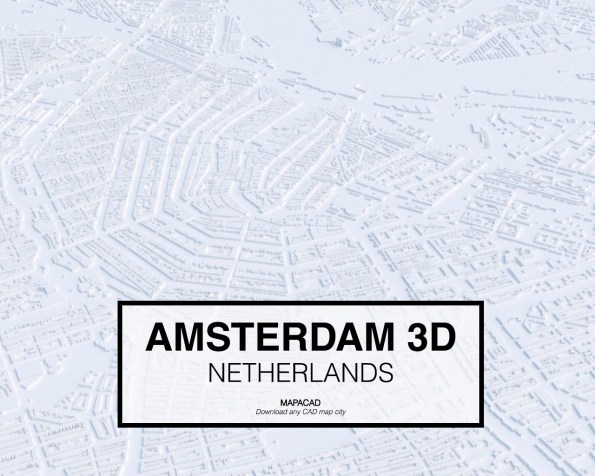 Amsterdam-Netherlands-00-3D-Mapacad-download-map-cad-dwg-dxf-autocad-free-2d