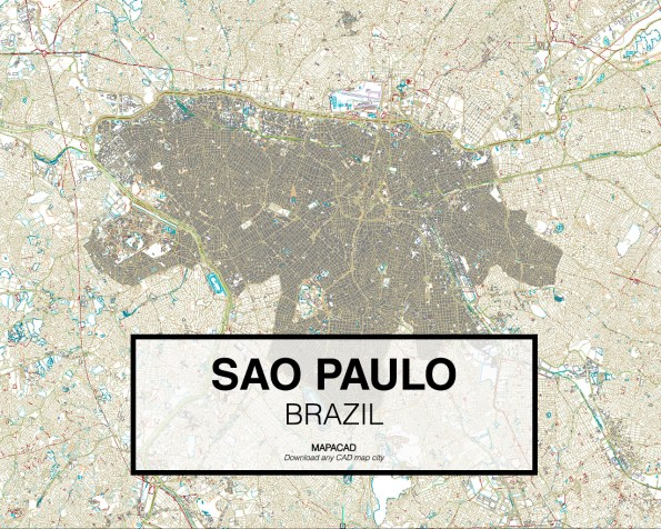 Sao Paulo-Brazil-01-V.2-Mapacad-download-map-cad-dwg-dxf-autocad-free-2d-3d