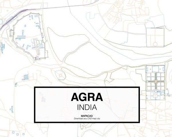 Agra-India-03-Mapacad-download-map-cad-dwg-dxf-autocad-free-2d-3d