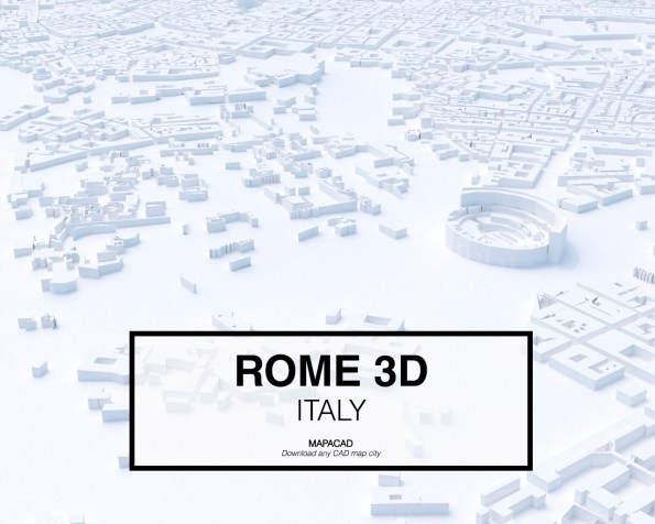 Rome-01-3D-model-download-printer-architecture-free-city-buildings-OBJ-vr-mapacad