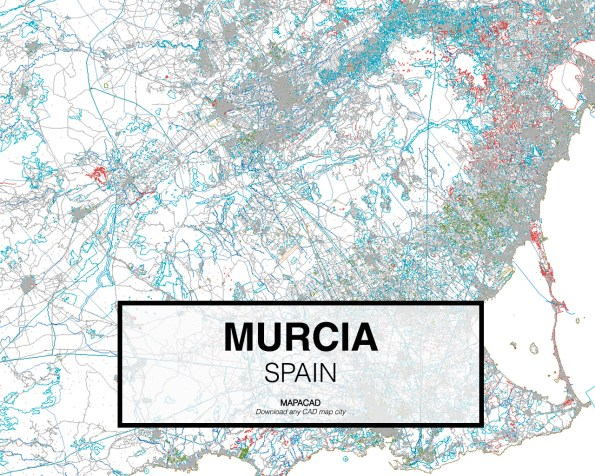 Murcia-Espana-01-Mapacad-download-map-cad-dwg-dxf-autocad-free-2d-3d