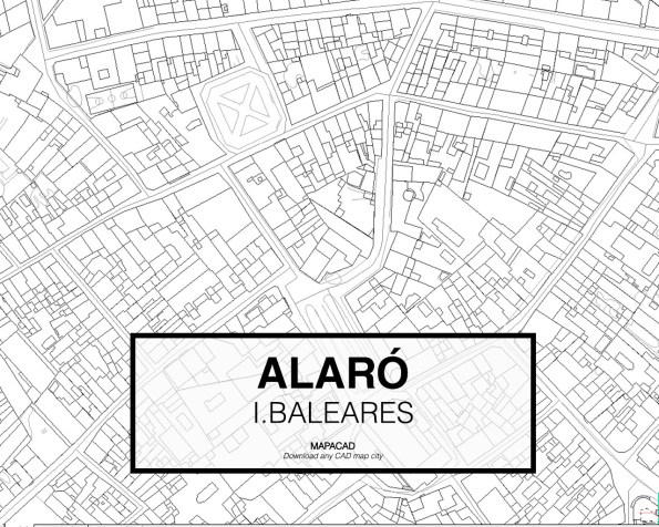 Alaro-Baleares-03-Mapacad-download-map-cad-dwg-dxf-autocad-free-2d-3d