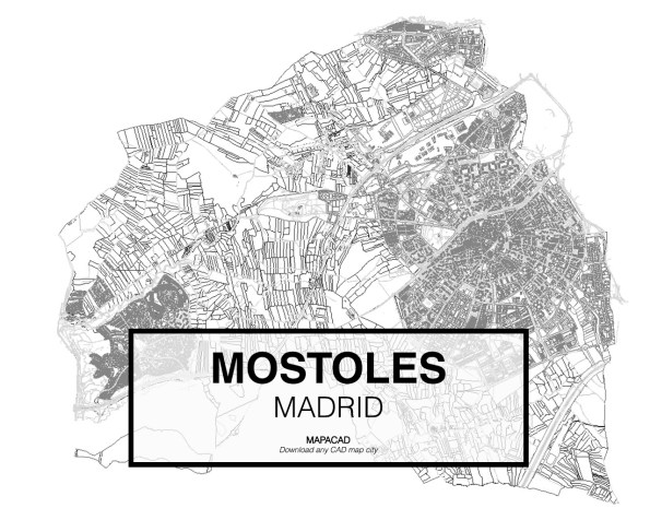 Mostoles-Madrid-01-Mapacad-download-map-cad-dwg-dxf-autocad-free-2d-3d