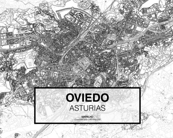 Oviedo-Asturias-02-Mapacad-download-map-cad-dwg-dxf-autocad-free-2d-3d