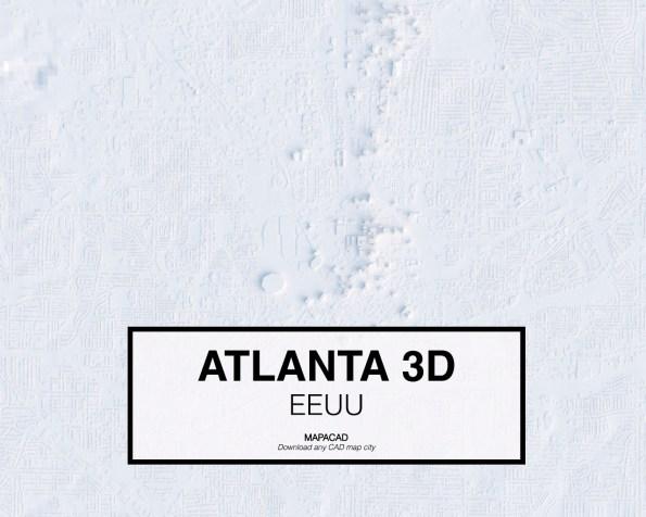 Atlanta-05-3D-model-download-printer-architecture-free-city-buildings-OBJ-vr-mapacad