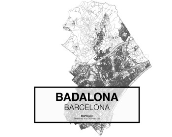 Badalona-Barcelona-01-Mapacad-download-map-cad-dwg-dxf-autocad-free-2d-3d