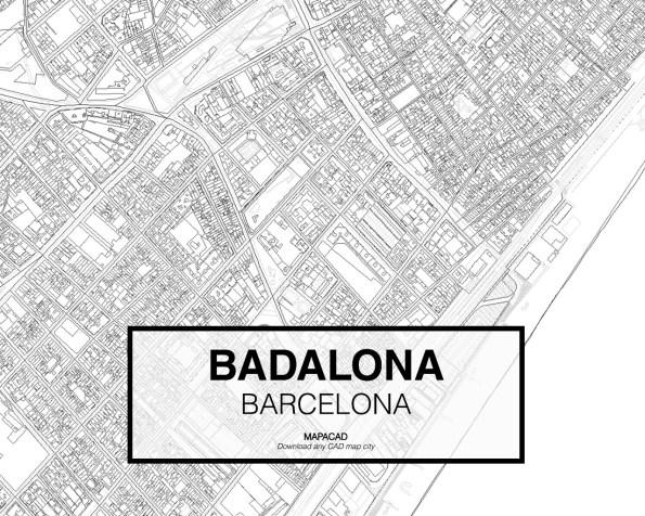 Badalona-Barcelona-02-Mapacad-download-map-cad-dwg-dxf-autocad-free-2d-3d